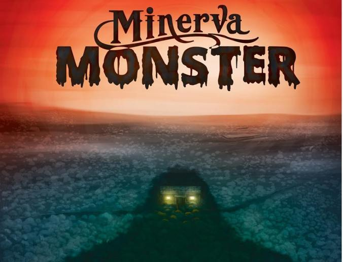 "Movie Poster for Small Town Monsters ""Minerva Monster"""